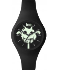 Ice-Watch 001446 Ice-Ghost Exclusive Black Silicone Strap Watch