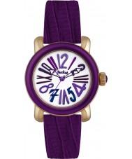 Pocket PK1000 Ladies Rond Classique Petite Purple Watch