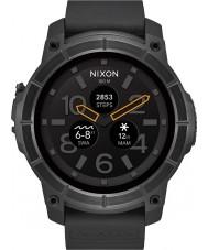 Nixon A1167-001 Mens Mission Watch