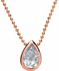 Purity 925 PUR3608-2 Ladies Necklace