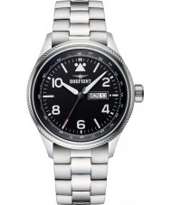 Dogfight DF0065 Mens Wingman Silver Steel Bracelet Watch