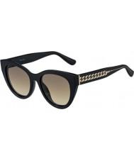 Jimmy Choo Ladies CHANA S 807 HA 52 Sunglasses