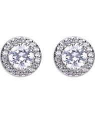 Diamonfire E5591 Ladies Classic Earrings