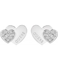 Guess UBE84118 Ladies Me and You Earrings