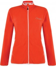 Dare2b DWA308-07X08L Ladies Sublimity Seville Red Fleece - Size XXS (8)