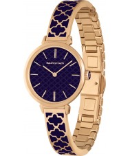 Halcyon Days HD4010 Ladies Agama Two Tone Brass Bracelet Watch