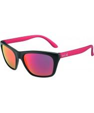 Bolle Jordan Jr. (Age 8-11) Black Red TNS Fire Sunglasses