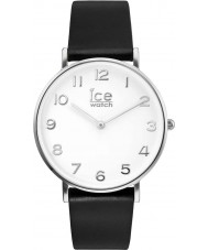 Ice-Watch 001502 City-Tanner Exclusive Black Leather Strap Watch