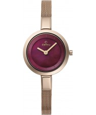 Obaku V129LXVQMV Ladies Siv Watch