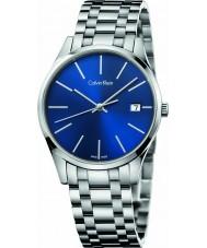 Calvin Klein K5A2314N Ladies Time Silver Steel Bracelet Watch