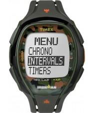 Timex TW5M01000 Ironman 150-Lap Full Size Sleek Camo Resin Strap Chronograph Watch