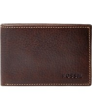 Fossil ML3578200 Mens Lincoln Wallet