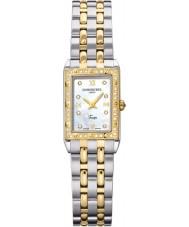 Raymond Weil 5971-SPS-00995 Ladies Tango Two Tone Diamond Watch