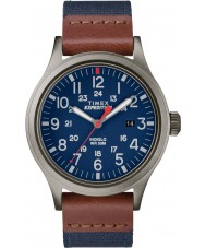 Timex TW4B14100 Mens Scout Watch
