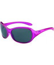 Bolle Awena Jr. (Age 8-11) Crystal Rose TNS Sunglasses