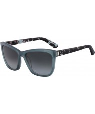 Calvin Klein Collection CK7953S Teal Sunglasses