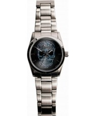 Zadig and Voltaire ZV029-CM Timeless Skull Silver Steel Bracelet Watch