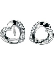 Fiorelli E5085C Ladies Fluid Lines Earrings