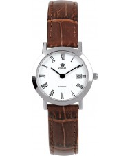 Royal London 20007-01 Ladies Classic Brown Leather Watch