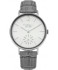 Fiorelli FO018ES Ladies Grey Leather Strap Watch