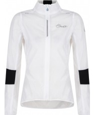 Dare2b DWL117-90020L Ladies AEP On The Rivet White Windshell - Size UK 20 (XXXL)