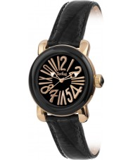 Pocket PK1006 Ladies Rond Classique Petite Black Watch