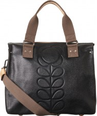 Orla Kiely 0LEAEFS100-0010 Ladies Bag