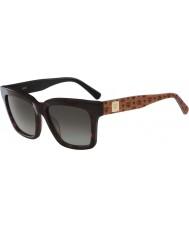 MCM Ladies MCM646S-216 Sunglasses