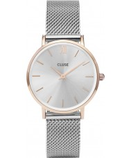 Cluse CL30025 Ladies Minuit Mesh Watch