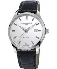Frederique Constant FC-303S5B6 Mens Classics Index Black Leather Strap Watch