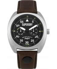 Superdry SYG229BR Mens Scout Watch