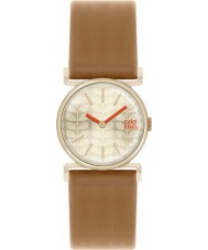 Orla Kiely OK2050 Ladies Cecelia Tan Leather Strap Watch
