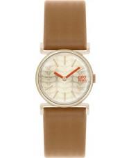 Orla Kiely OK2050 Ladies Cecelia Tan Leather Strap Watch