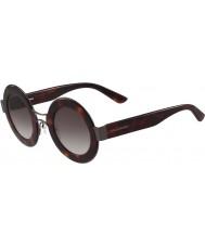 Karl Lagerfeld Ladies KL901S Tortoiseshell Sunglasses