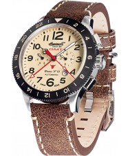 Ingersoll IN3224CR Mens Bison No.69 Brown Chronograph Watch