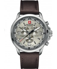 Swiss Military 6-4224-04-030 Mens Arrow Chrono Brown Watch