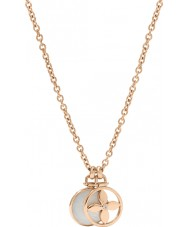 Fossil JF01138791 Ladies Vintage Iconic Rose Gold Steel Necklace