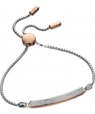 Fiorelli B4776C Ladies Fluid Lines Bracelet