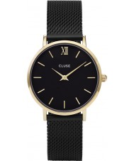 Cluse CL30026 Ladies Minuit Mesh Watch