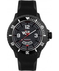 Ice-Watch DI.BW.XL.R.12 Mens Ice-Surf Extra Large Black Watch