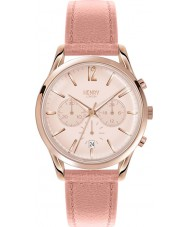 Henry London HL39-CS-0158 Ladies Shoreditch Pale Rose Gold Nude Chronograph Watch