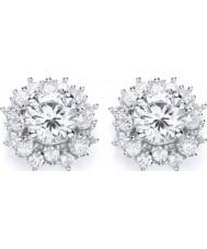 Purity 925 P1476ES-1 Ladies Earrings