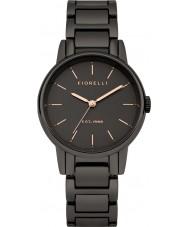 Fiorelli FO028BM Ladies Pale Gun Bracelet Watch