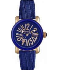 Pocket PK1008 Ladies Rond Classique Petite Blue Watch