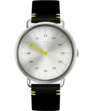 Zoom ZM-3826M-2522 Mens Muse White Black Watch