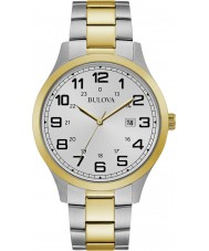 Bulova 98B304 Mens Dress Watch