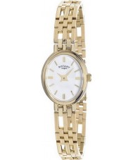 Rotary LB10090-02 Ladies Precious Metals 9Ct Gold Case Watch