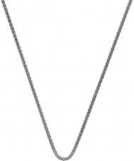 Emozioni CH028 18'' Sterling Silver Popcorn Chain