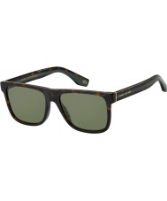 Marc Jacobs Mens MARC 275 S 086 QT 55 Sunglasses
