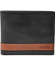 Fossil ML3653001 Mens Quinn Wallet